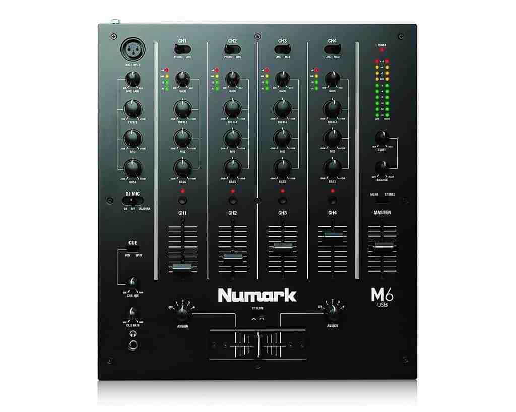 Numark M6