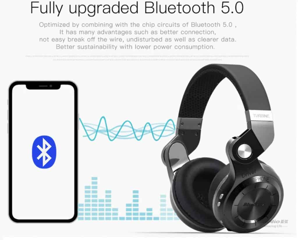 Best Cheap Bluetooth Headphone replica latest AliExpress BLuedio T2S 1