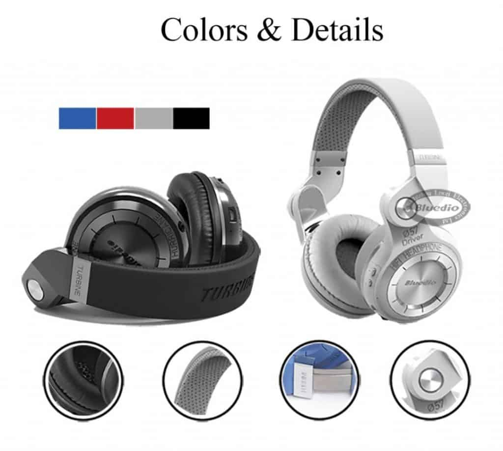 Best Cheap Bluetooth Headphone replica latest AliExpress BLuedio T2S 1 Gaming