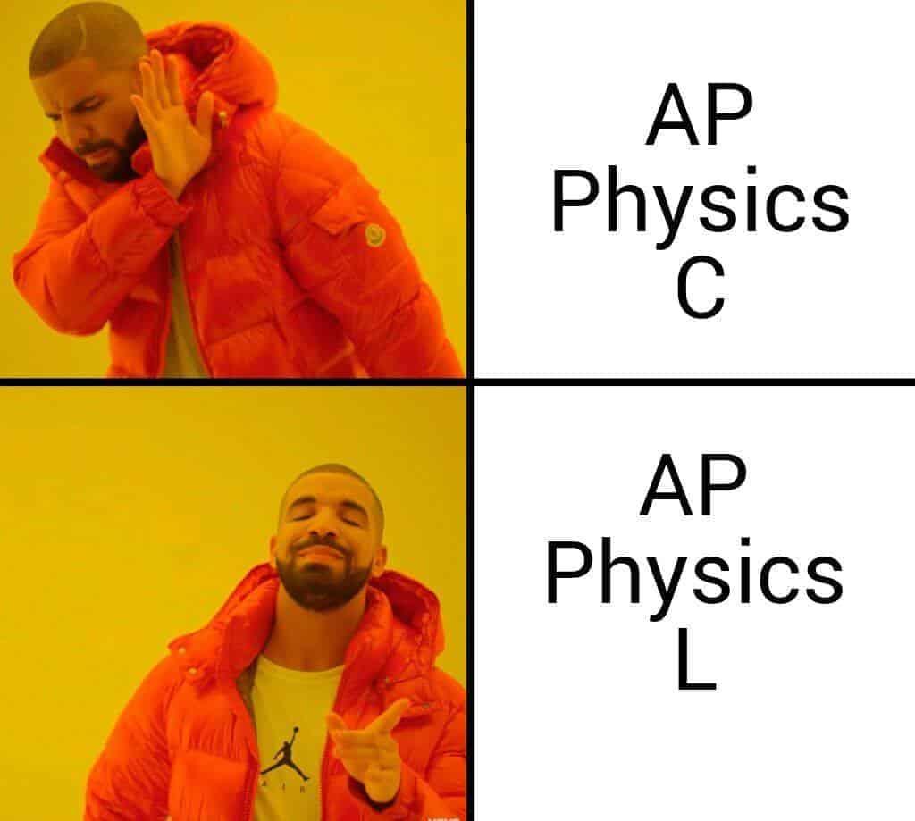 18 viral ap physics memes