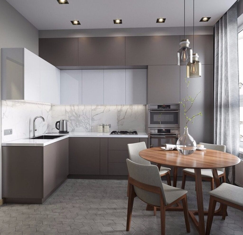 изайн кухни 2021