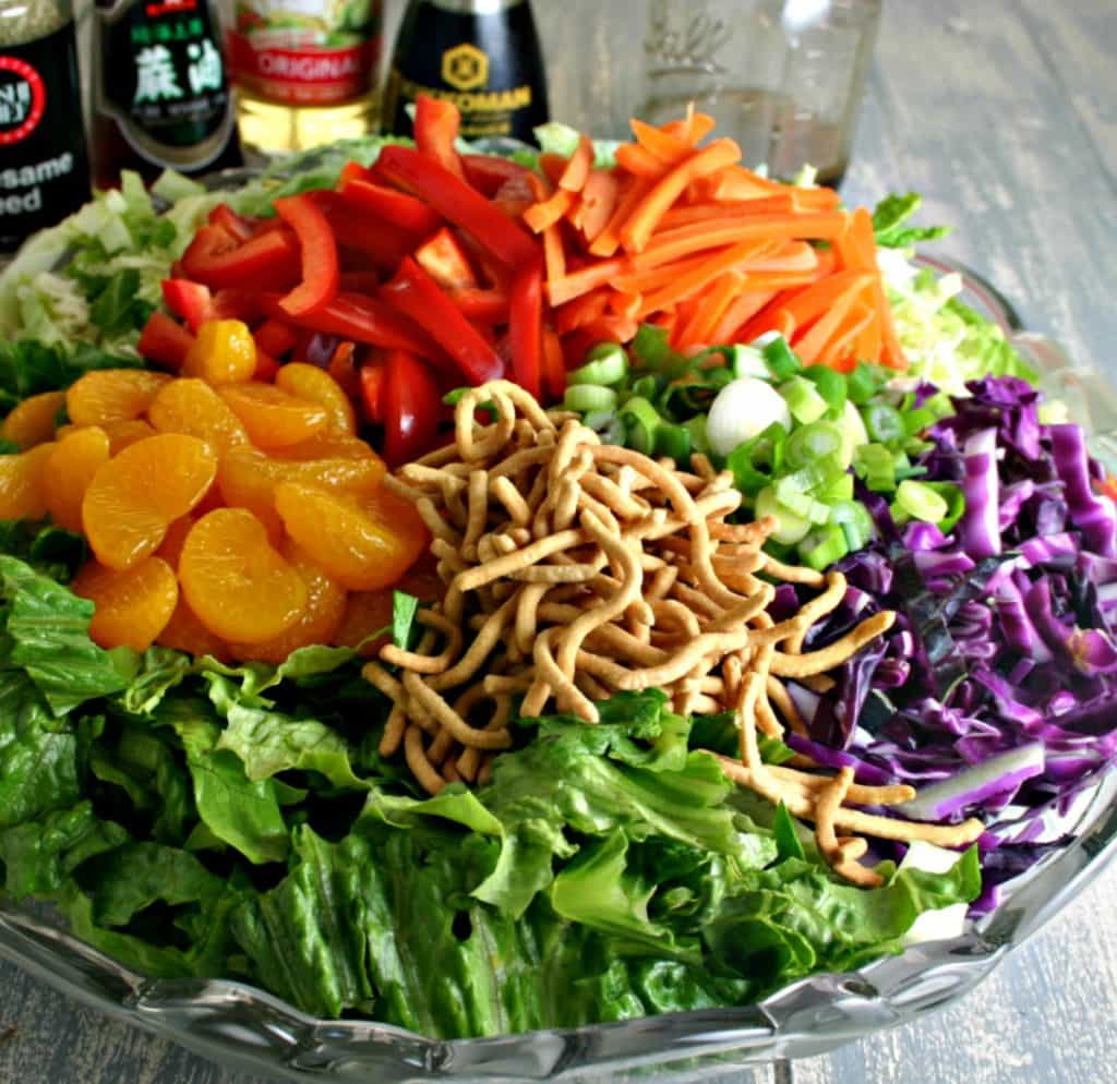 Asian Chicken Salad | Life, Love, and Good Food