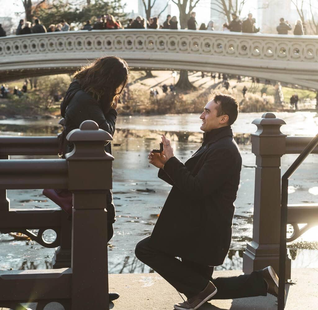 Photo Central Park Love Story | VladLeto