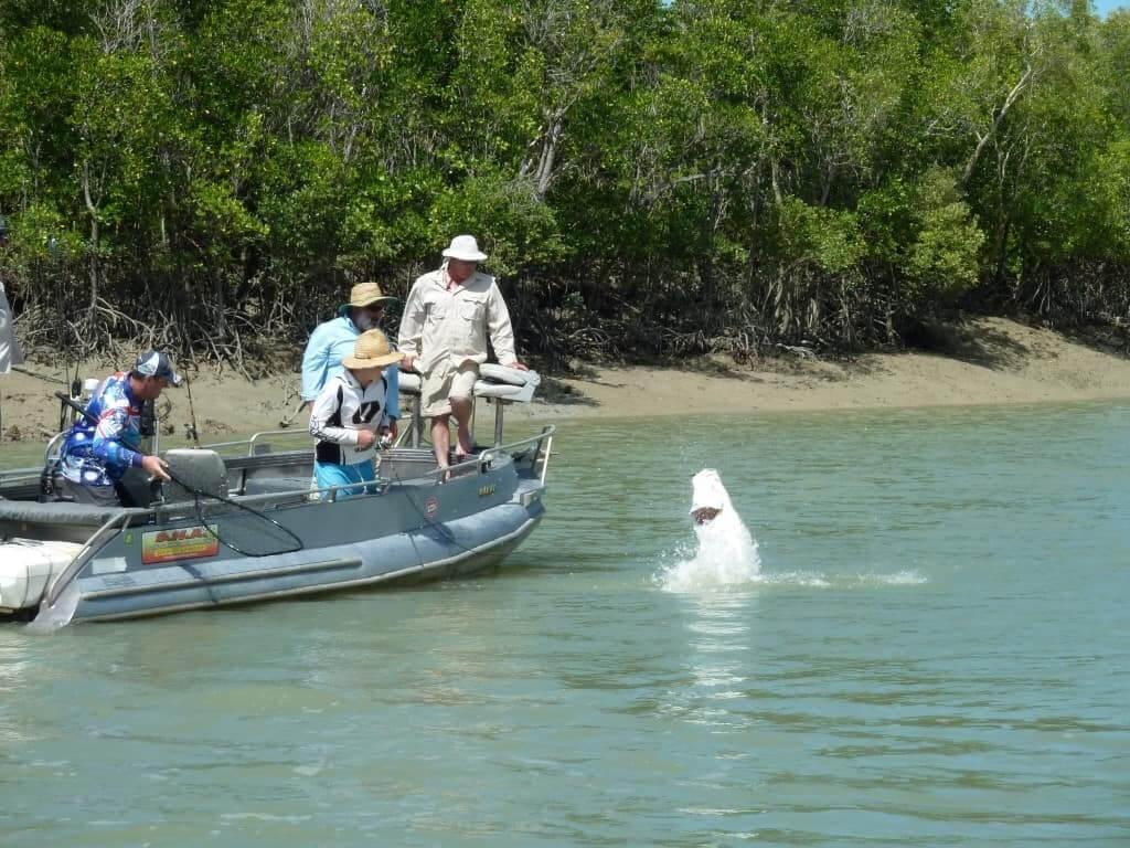 , Kakadu Dry Season & Build Up Fishing Charters