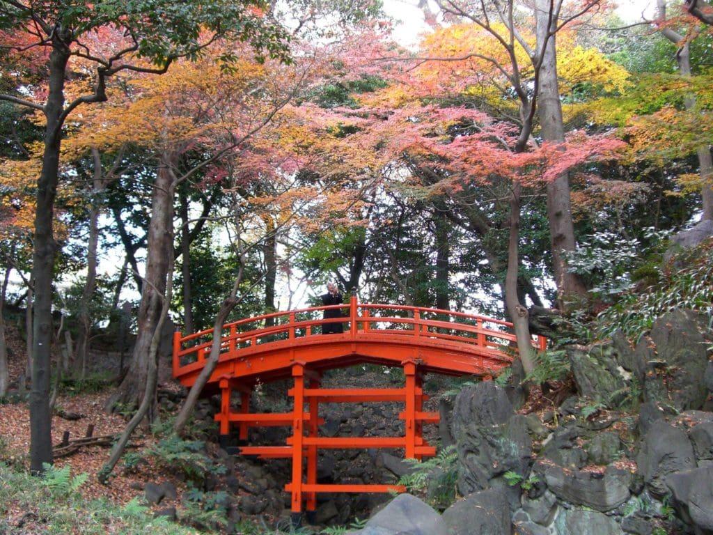 Ogród japoński Korakuen