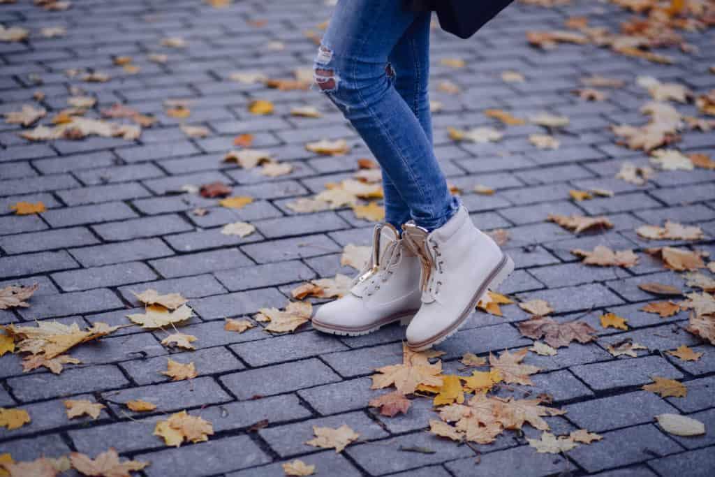 cute hiking boots