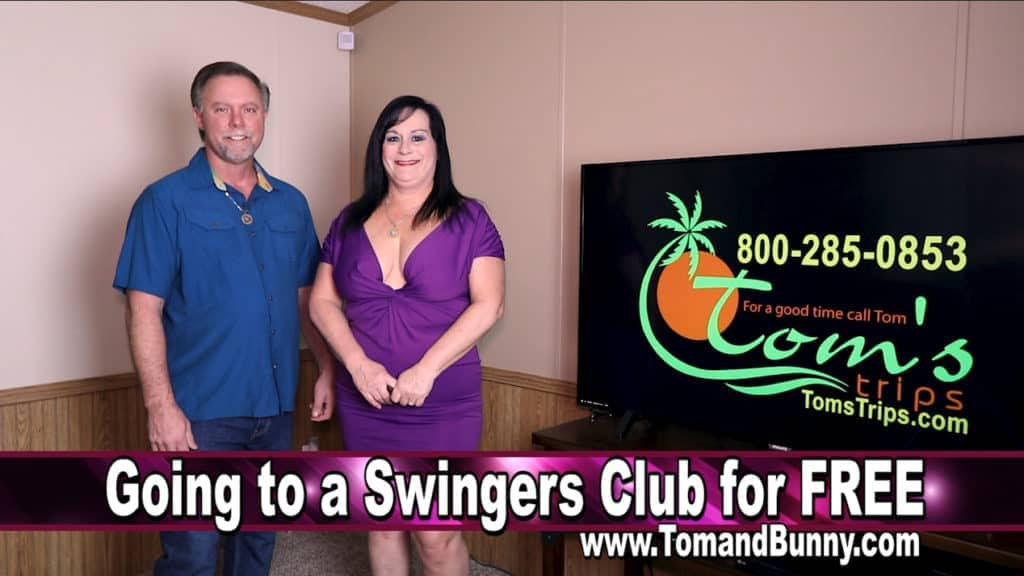 Going to a swingers club for free