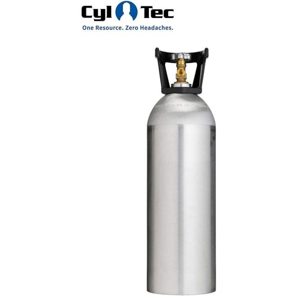 Cyl Tec CO2 tank - photo 2