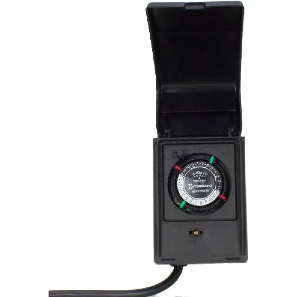 Intermatic P1121 timer - photo 1