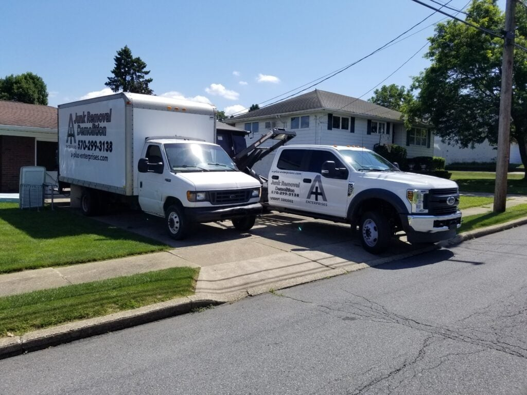 House Cleanout Service Wilkes-Barre, PA