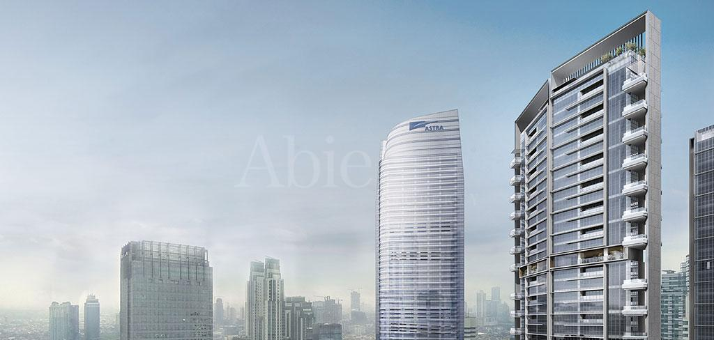 Astra Property Earns Rp 5.5 Trillion from Luxury Apartments in Sudirman
