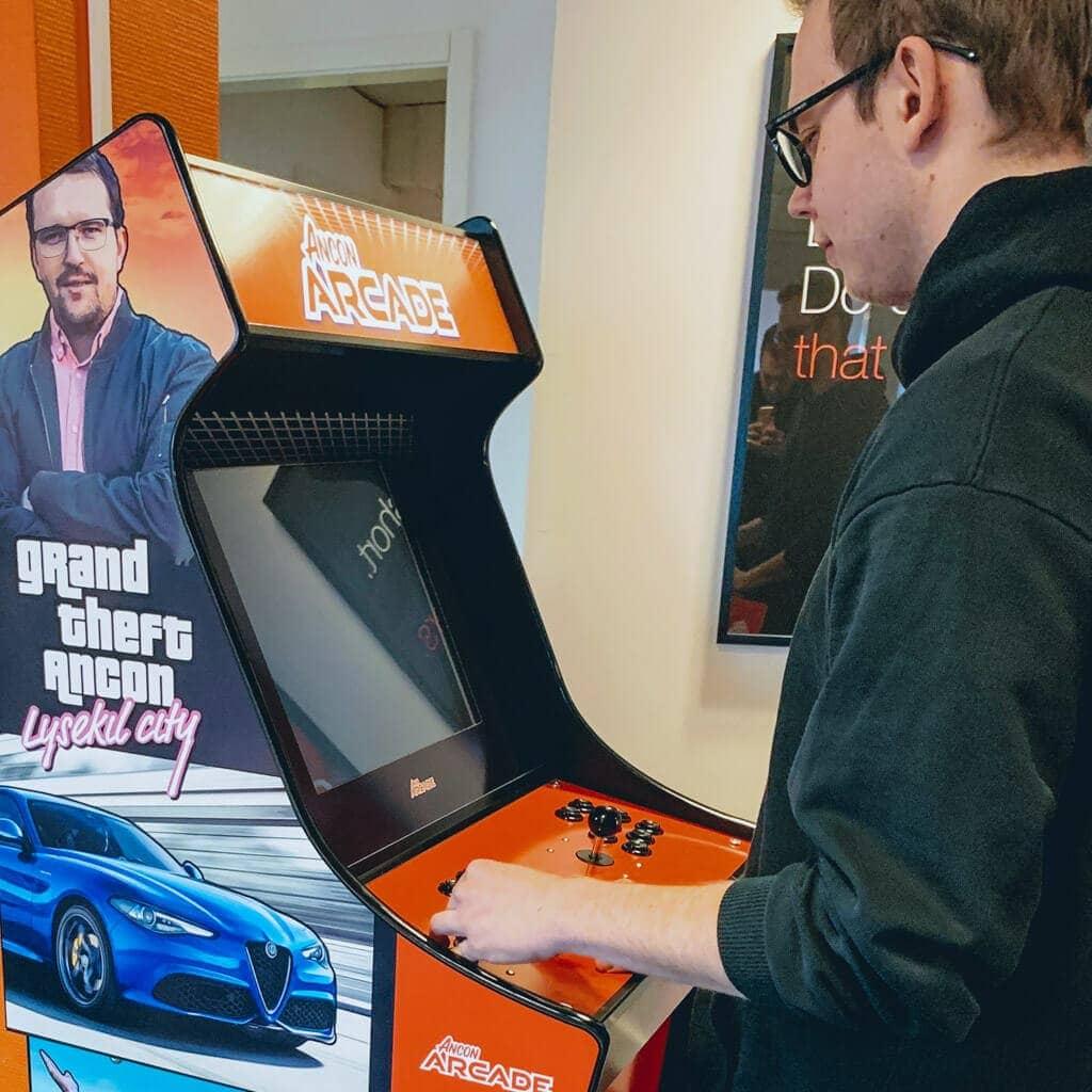 Ancon Arcade