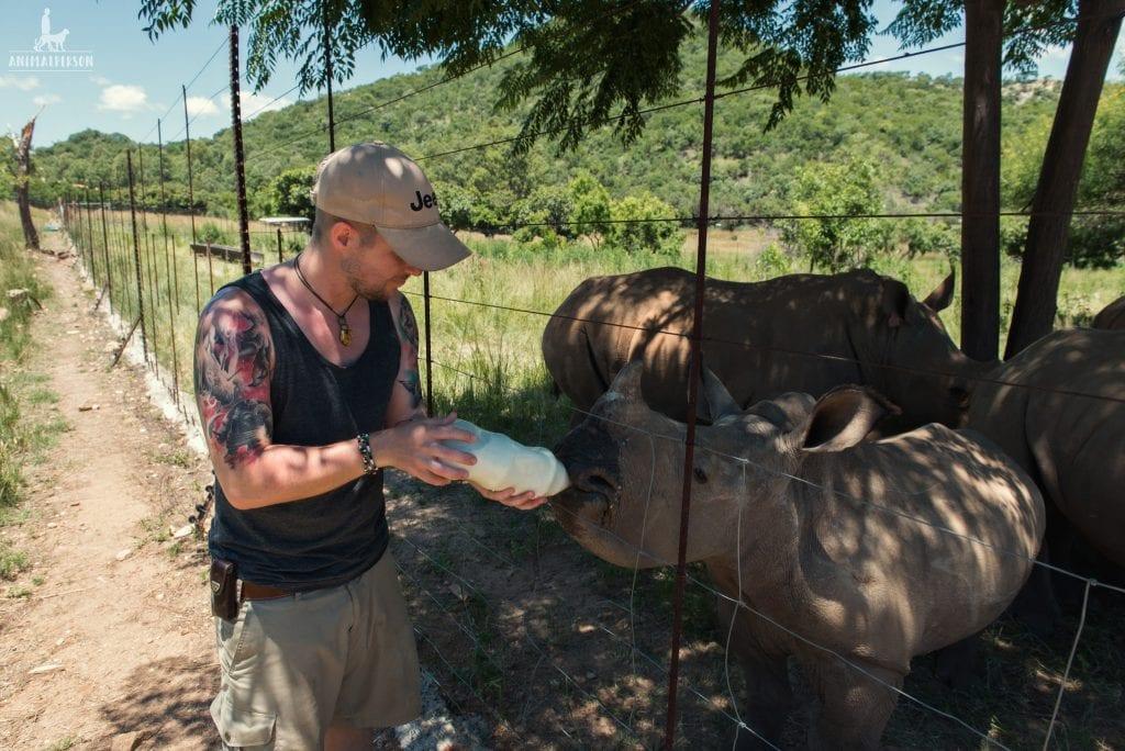 Sebastian Hilpert und die Opfer des Rhino-War