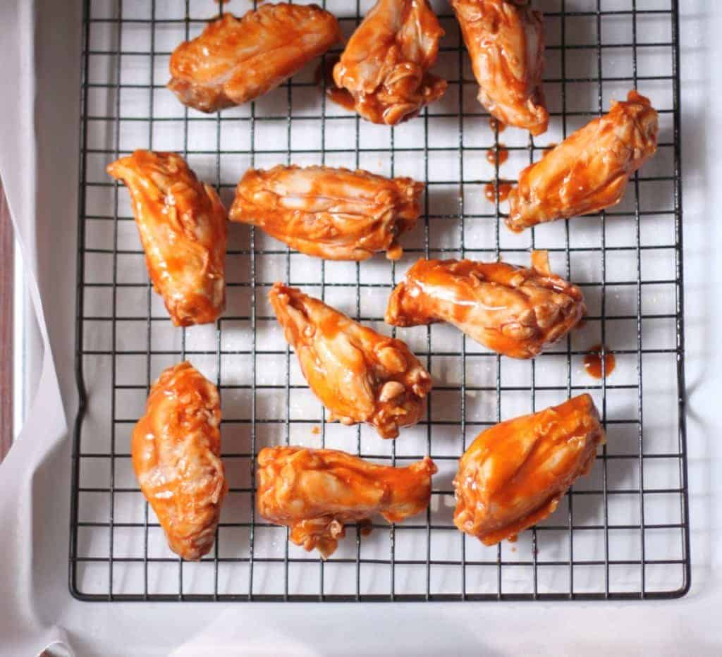 Skinny Chicken Wings