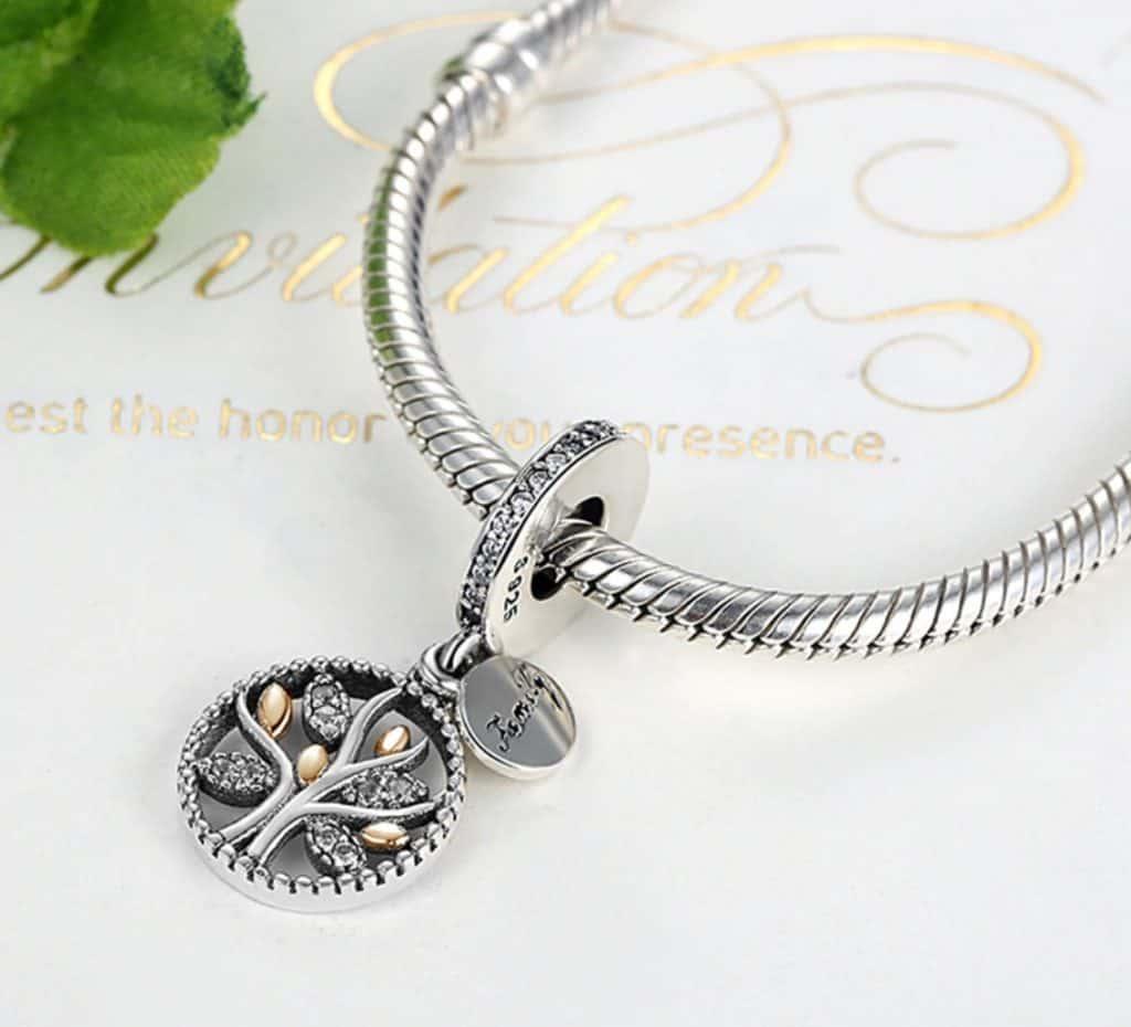 Pandora Charm Replica AliExpress Eleshe Bracelet1