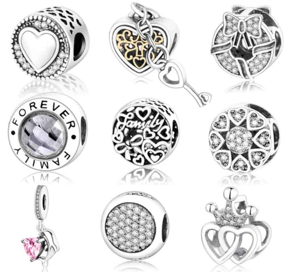 Pandora Charm Replica AliExpress Silver Bead Factory1