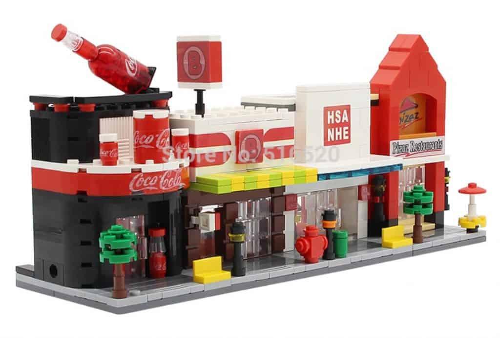 AliExpress Lego Replica Lego Alternative Lego Clone Lego Replica, custom lego house, lego building site, lego build your own house, mini replica, Chinese lego clones, lepin lego rival, Chinese made Lego, lego minifigs, Lego minifigure, small plastic Lego figurine, LEGO-compatible