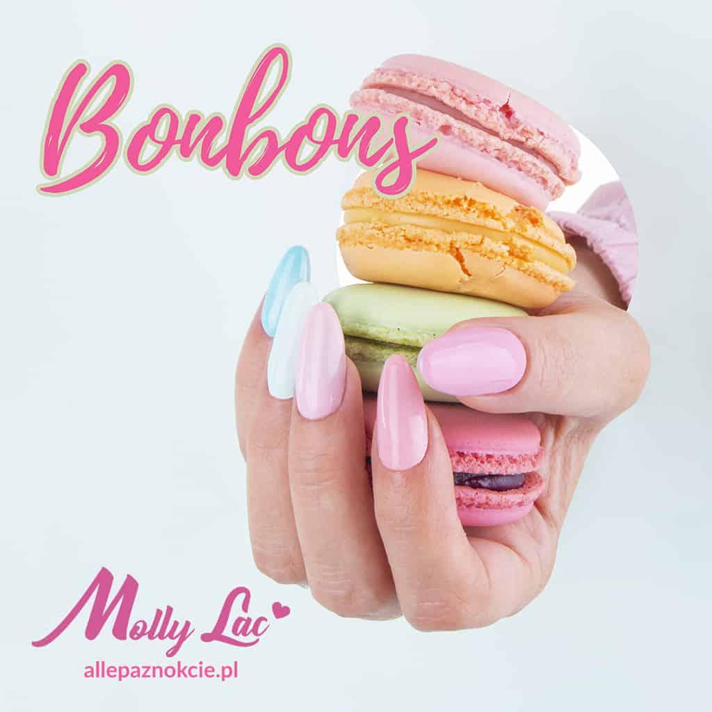 lakiery hybrydowe Molly Lac Bonbons