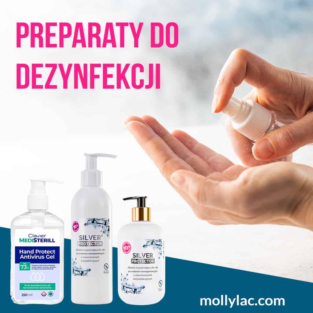 preparaty do dezynfekcji