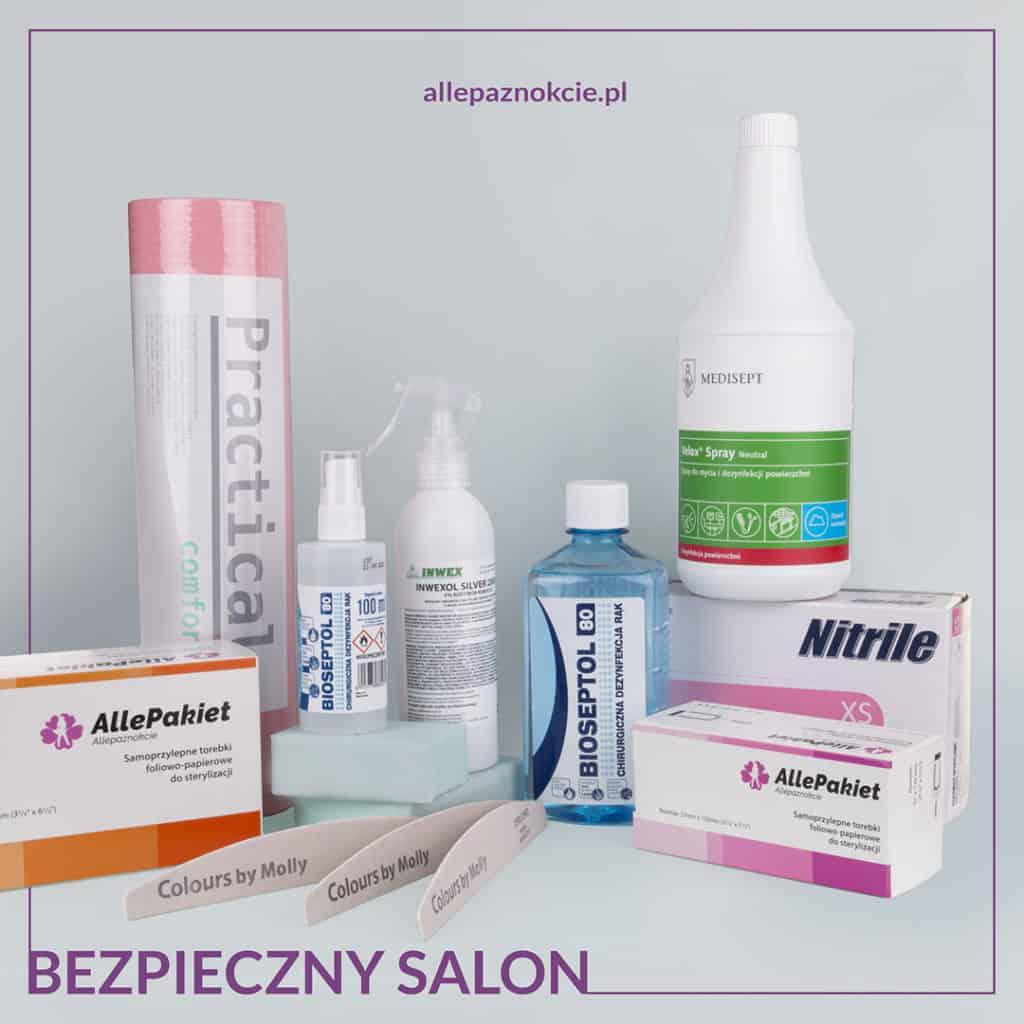 sterylizacja narzedzi w salonie kosmetycznym