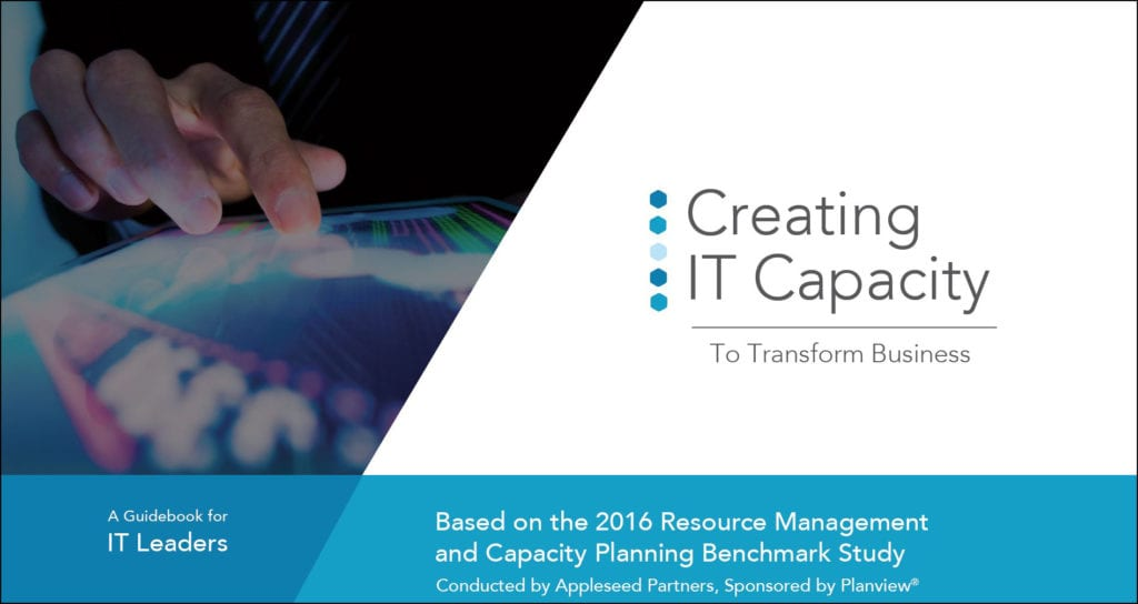 Creating IT Capacity to Transform Business