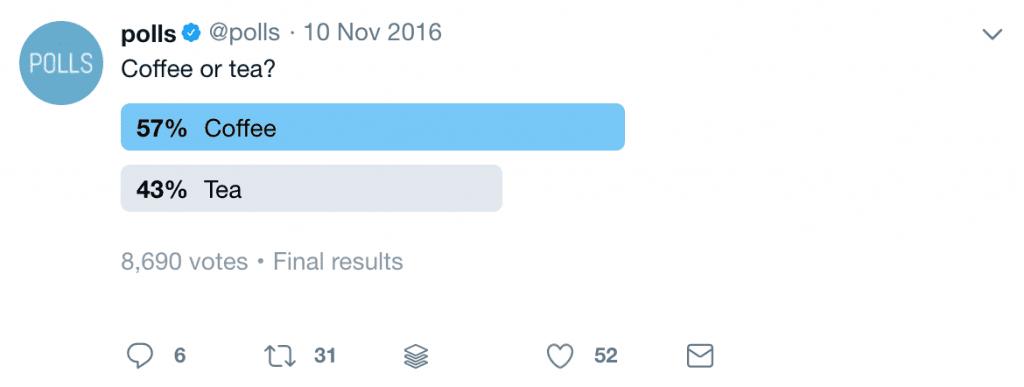 social media polls for engagement
