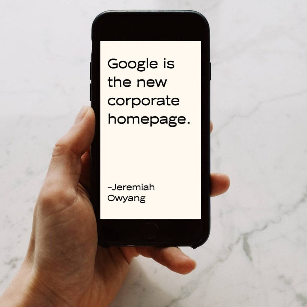 google quote by jeremiah owyang