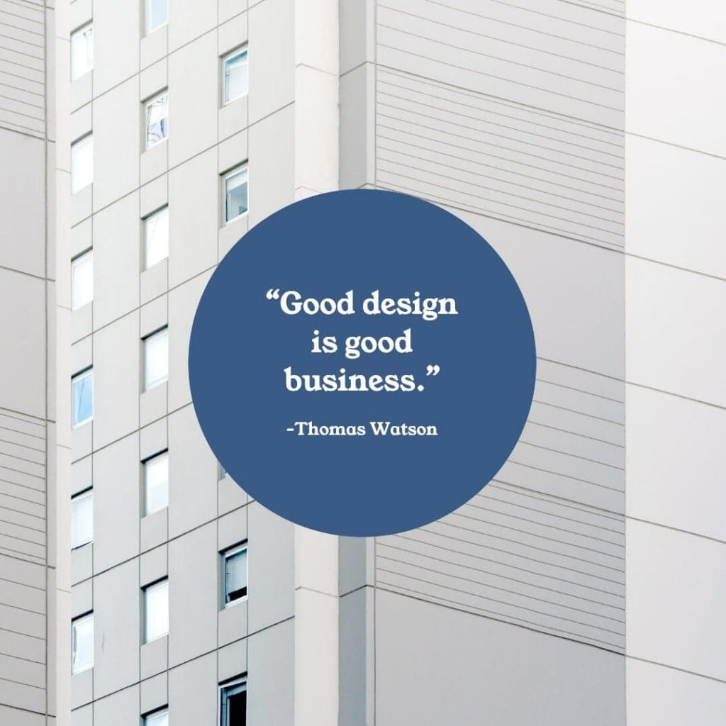 design sayings