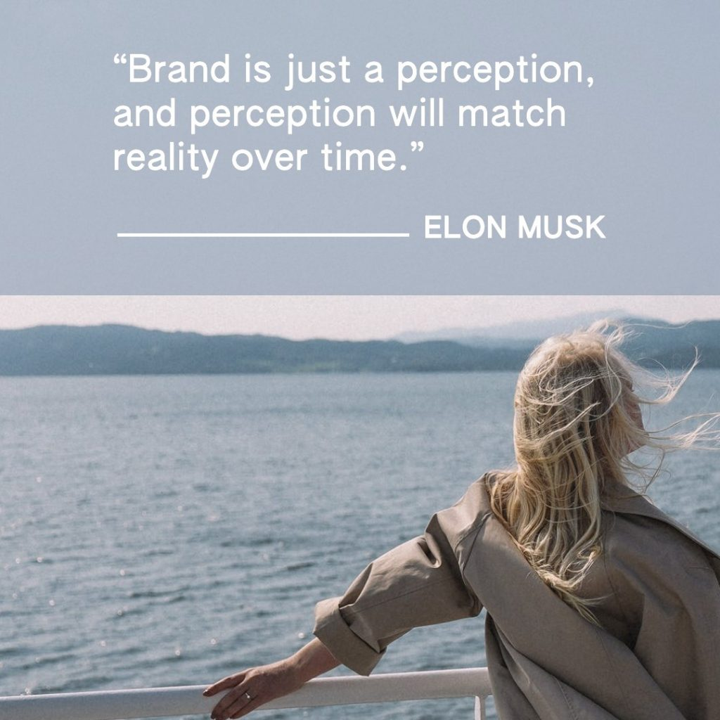 elon musk marketing quote
