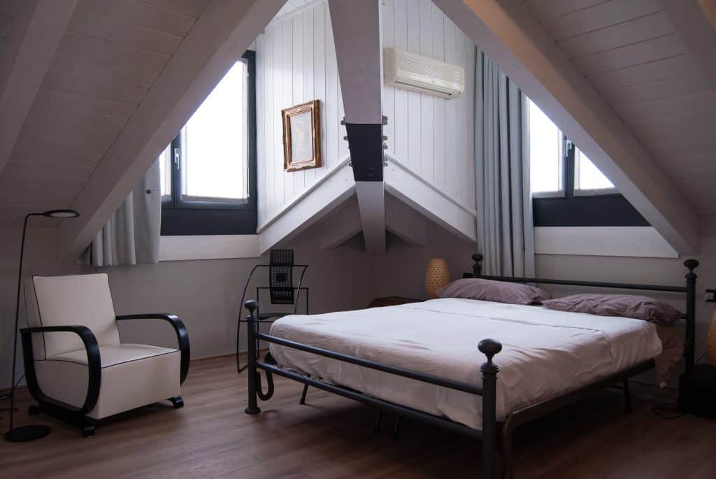 Loft Conversion Guide - Converted Bedroom