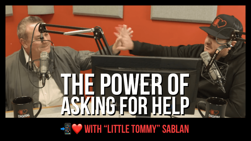 The Power of Asking for Help featuring Little Tommy Sablan