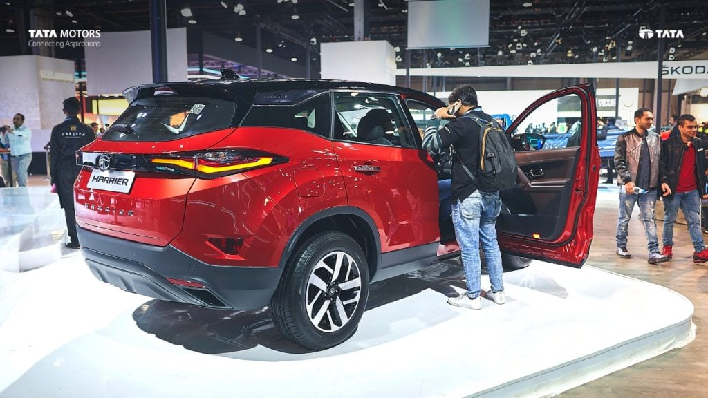 Tata Harrier Automatic Auto Expo 2020