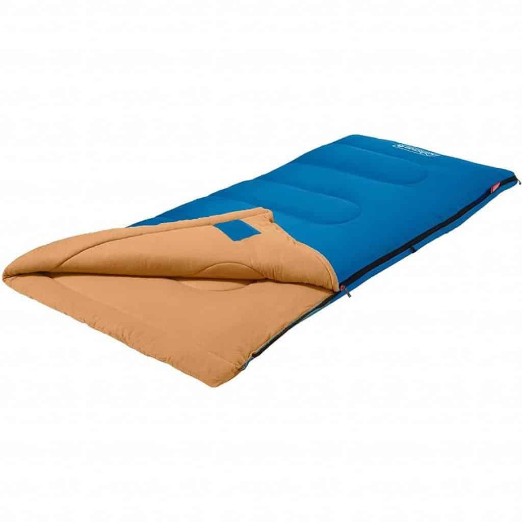 Coleman brazos sleeping bag - photo 2