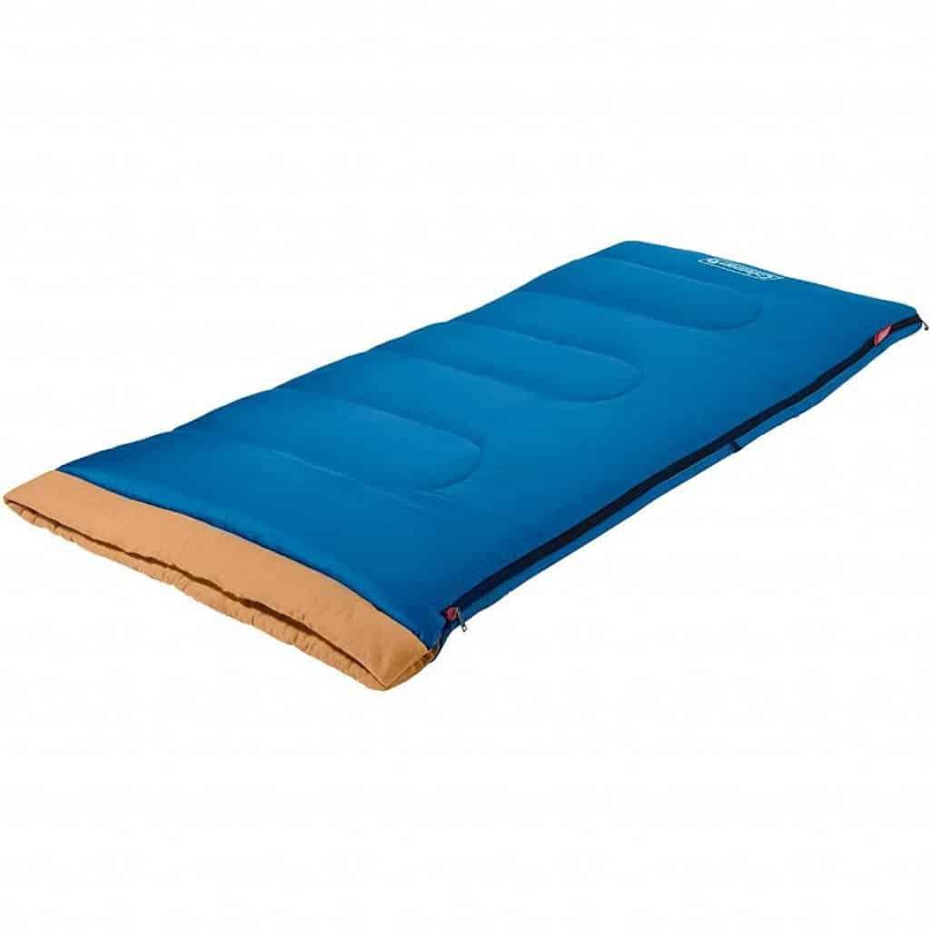 Coleman brazos sleeping bag - photo 3