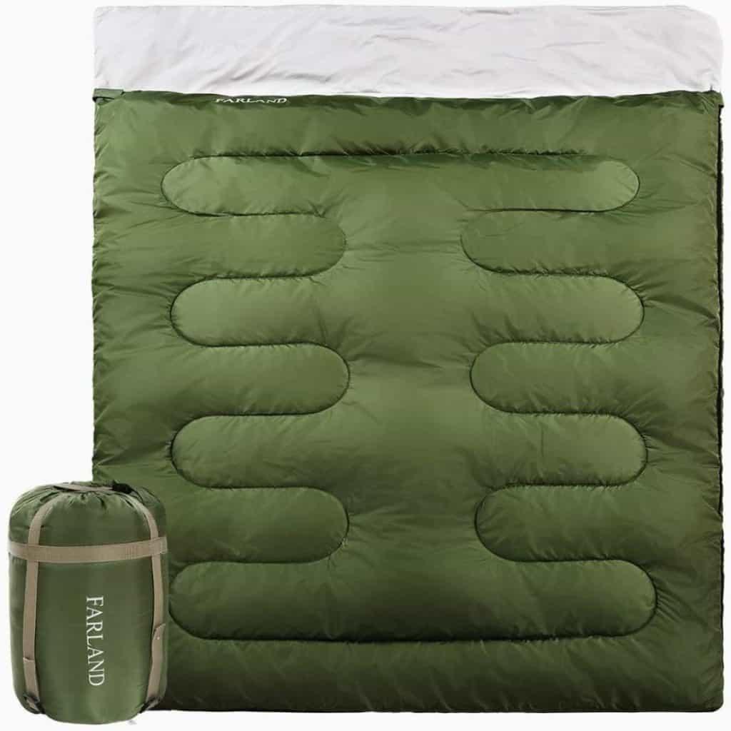 Farland sleeping bag - photo 4