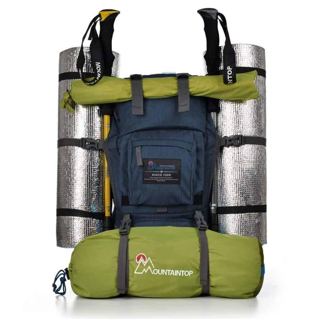 Mountaindrop hiking backpack - photo 4