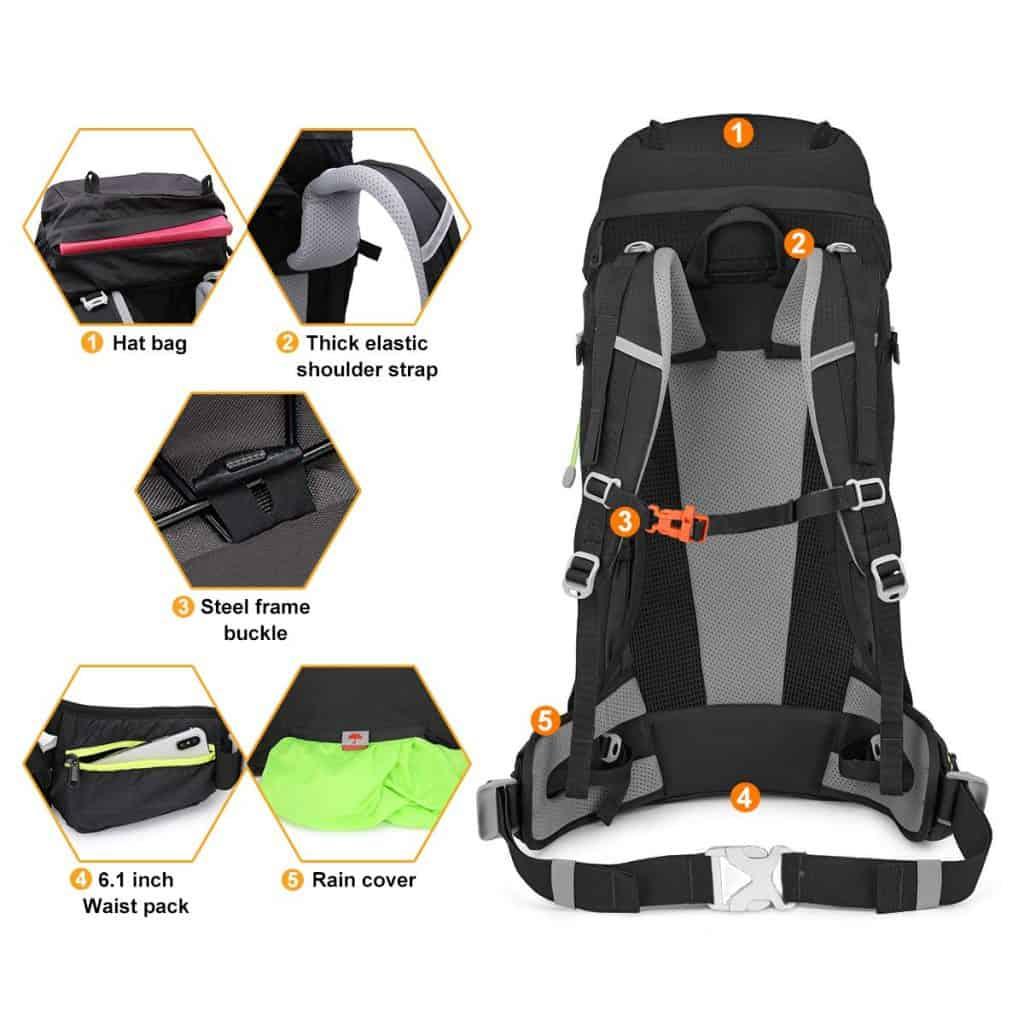 Nevo rhino internal frame backpack - photo 1