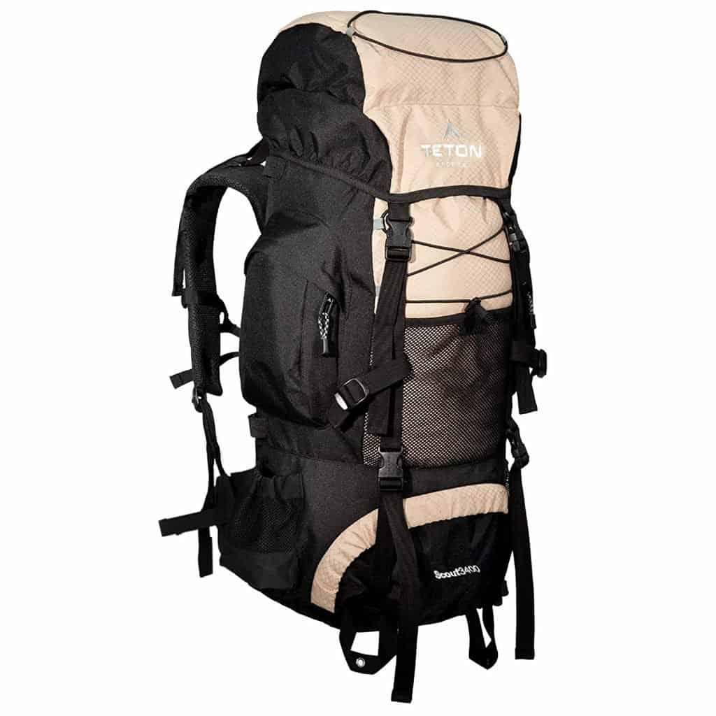 Teton sports scout 3400 backpack - photo 3