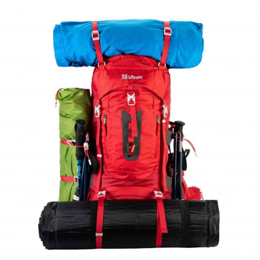 Ubon internal framed hiking backpack - photo 1