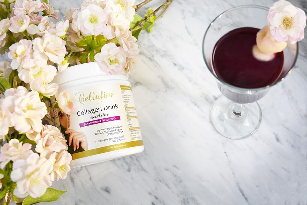 Cellufine Collagen Drink Excelsior Johannisbeer 1024x683