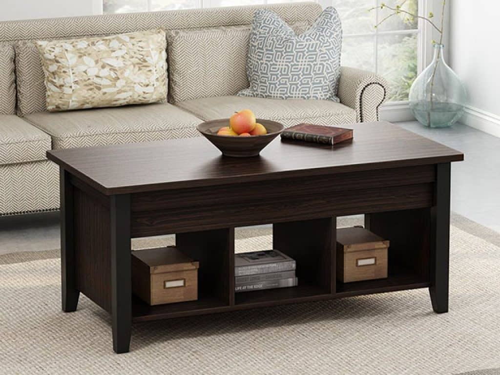 Tribesigns Lift Top Coffee Table