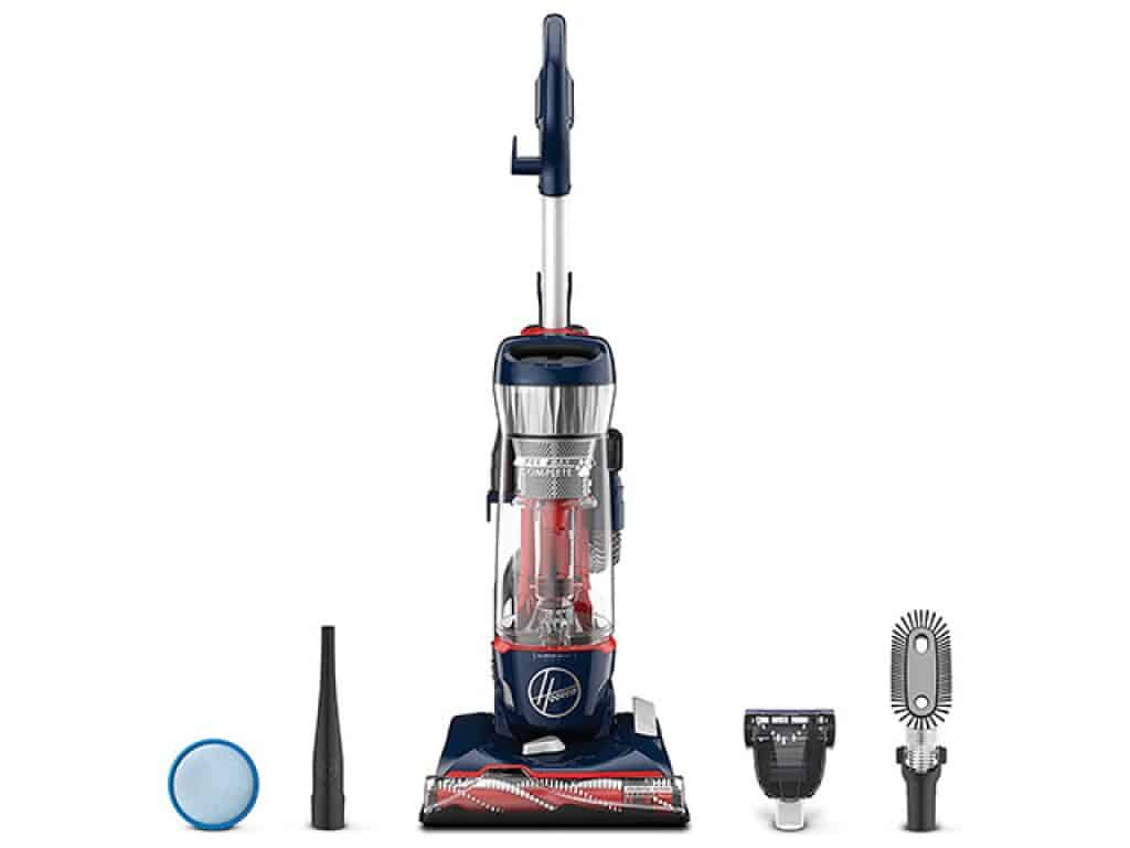 Hoover Pet Max Complete Bagless Upright Vacuum Cleaner UH74110