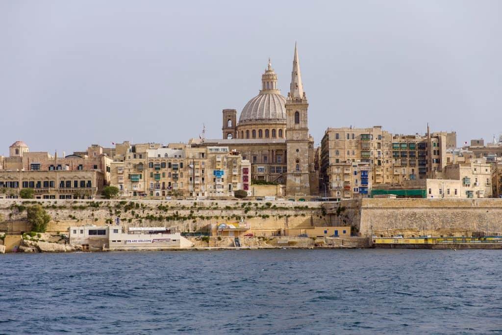 Malta La Valleta