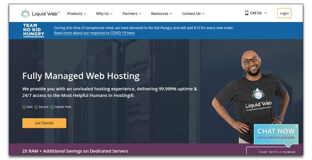 web hosting services liquidweb