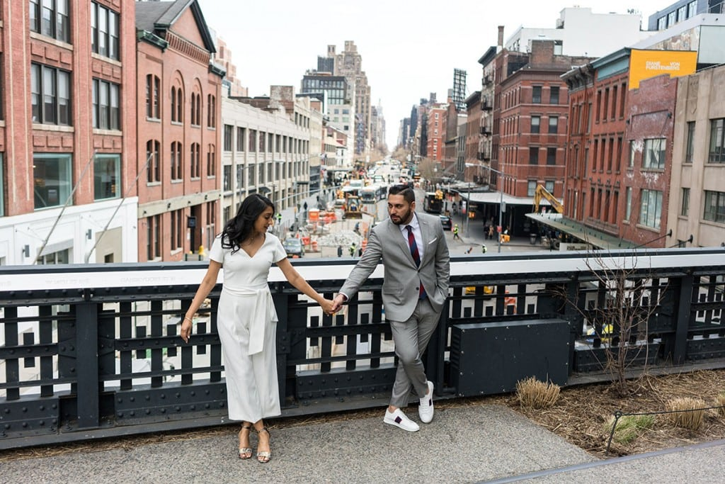Photo 9 How to elope on the High Line Park