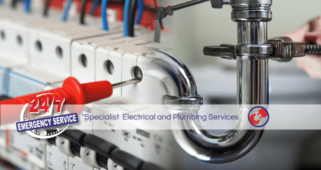 Plumbing and Electrical