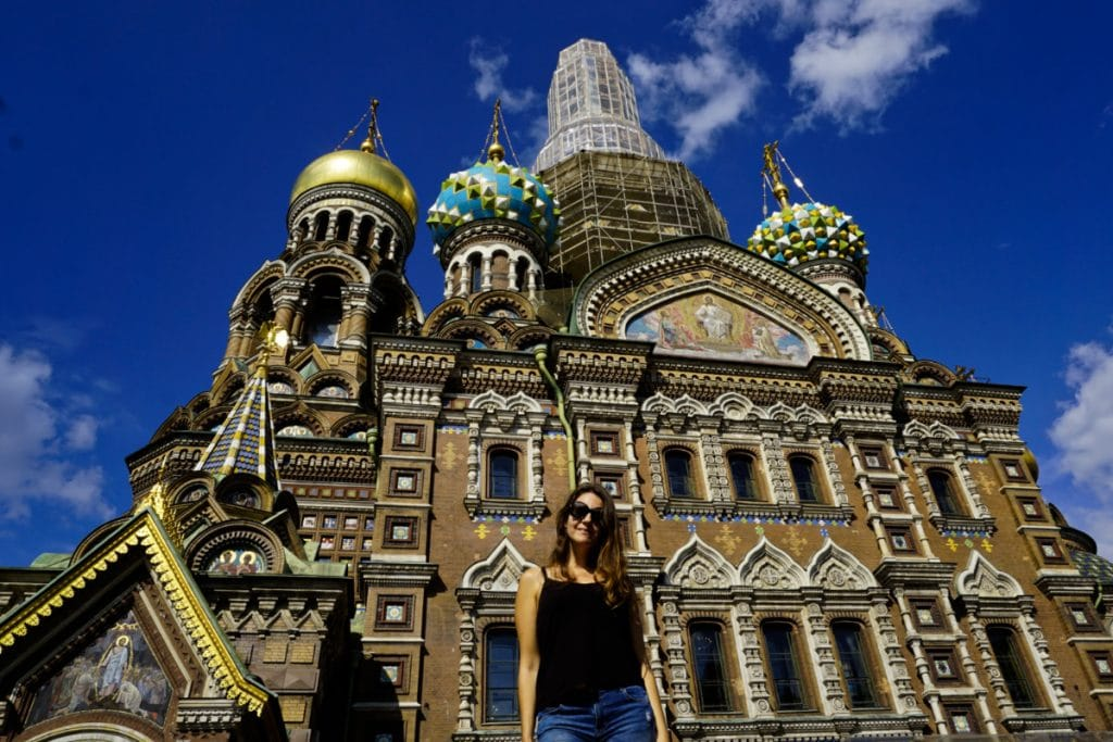 Savior on the Spilled Blood, Saint Petersburg – Experiencing the Globe