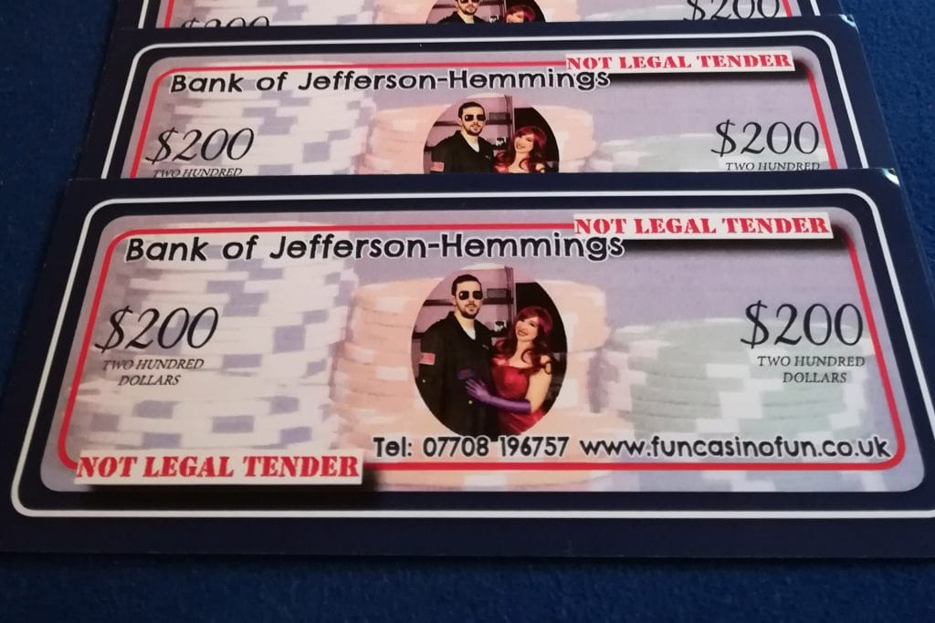 Fun Casino Money