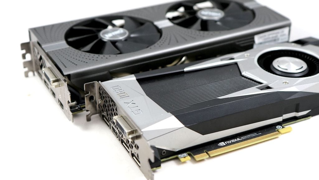 GPU for a gaming laptop