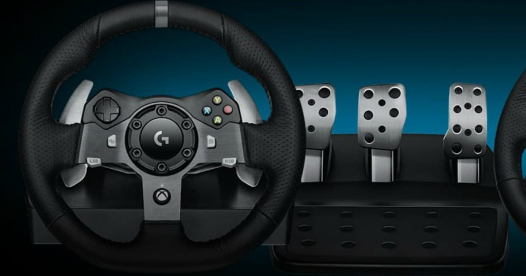 10 Best Xbox One Steering Wheel with Clutch and Shifter